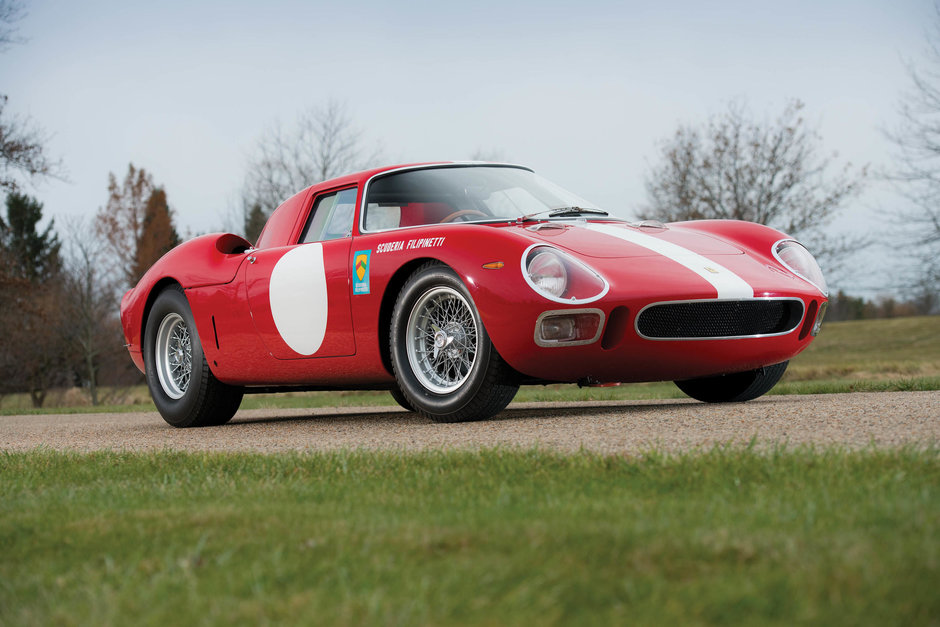 Un Ferrari 250 LM din 1964 obtine o suma record la o licitatie din Arizona