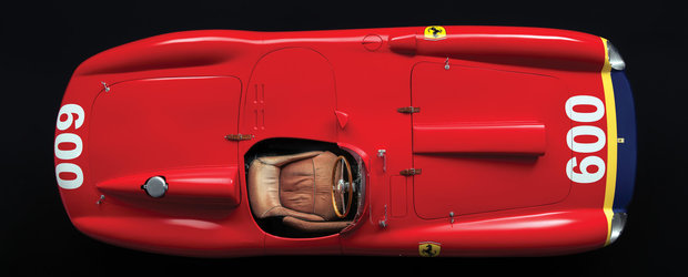 Un Ferrari condus de Juan Manuel Fangio s-a vandut pentru suma de $28.05 milioane