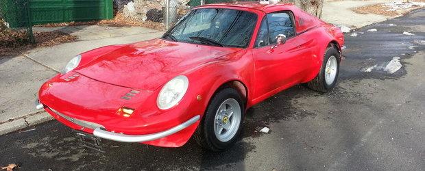 Un Ferrari 'Diniata' poate fi al tau pentru doar 16.000 de dolari!
