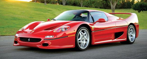 Un Ferrari F50 este de vanzare si valoreaza peste 2 milioane de dolari