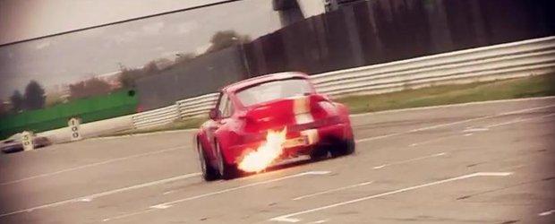 Un film in onoarea traditiei sportive a marcii Porsche si a modelului 911