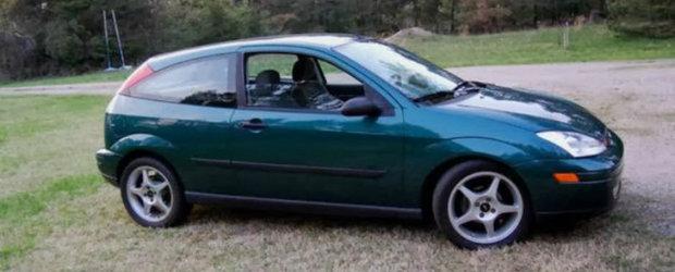 Un Ford Focus cu motor V8 si tractiune spate: Sa fie oare acesta hot-hatch-ul perfect?