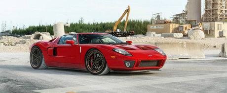 Un FORD GT cu peste 2.000 de cai LA ROATA iti potoleste instant pofta de masini modificate