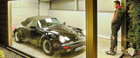 Un garaj de vis si una dintre cele mai rasfatate masini din lume