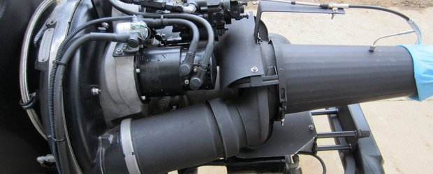 Un Kart cu motor Boeing de drona militara poate fi al tau la pret de Logan!