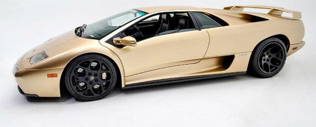 Un Lamborghini Diablo 6.0 SE e de vanzare pentru 295.000 dolari