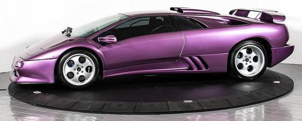 Un Lamborghini Diablo SE30 Jota e cadoul perfect pentru Paste. Si nu numai