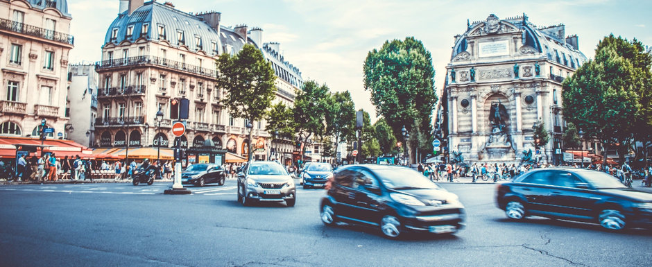 Un mare oras din Europa anunta reducerea limitei de viteza. Din august, soferii care depasesc 30 km/h vor fi amendati de politie