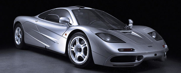 Un McLaren F1 s-a vandut recent pentru 3.5 milioane lire sterline