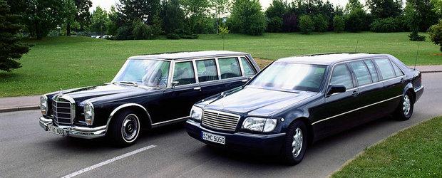 Un Mercedes-Benz 600 Landaulet ruginit s-a vandut cu peste 500.000 de Euro