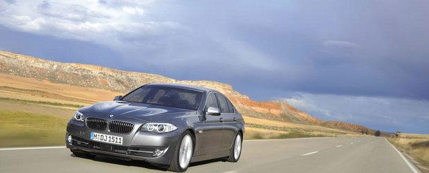 Un milion de automobile in primele sapte luni - un nou record BMW Group