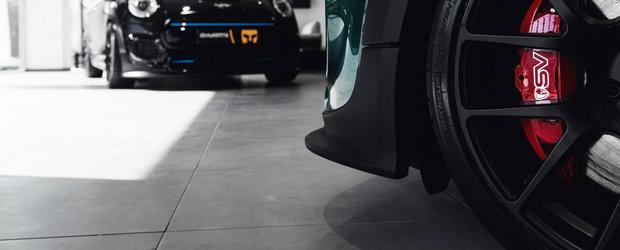 Un Mini cum n-ai mai vazut. Asa arata noul Cooper S in viziunea celor de la Mulgari Automotive