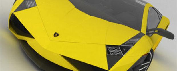 Un minunat Lamborghini X Concept
