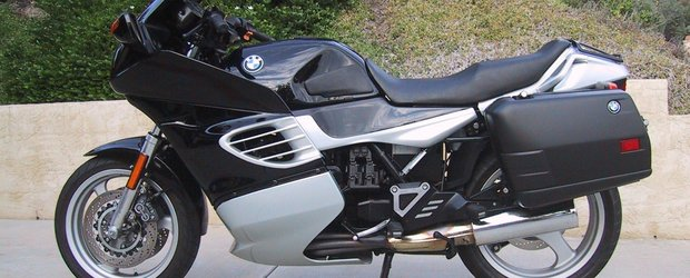 Un motociclist a avut o erectie 1 an si 8 luni, cauzata de un BMW