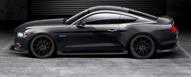 Un Mustang V8 supraalimentat, de la Hennessey: Sa fie cu 620 sau 717 CP?