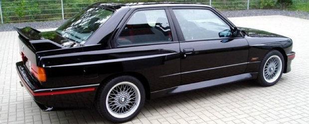Un neamt vrea 300.000 euro pe un BMW M3 din '92. SECRETUL masinii bavareze
