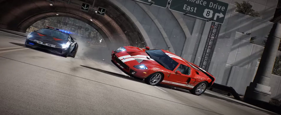 Un Need for Speed clasic se intoarce cu grafica imbunatatita si rezolutie 4K. Uite cum arata