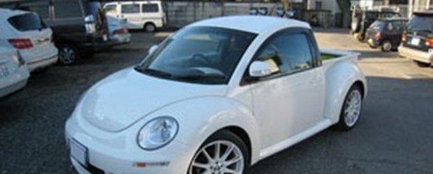 Un New Beetle... Pick-Up