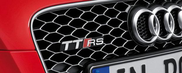 Un nou Audi TT-RS va fi lansat in urmatorii 3 ani, cu motor in 5 cilindri