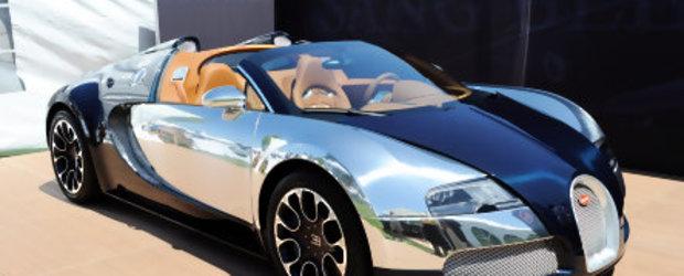 Un nou Bugatti Veyron special: Grand Sport Sang Bleu