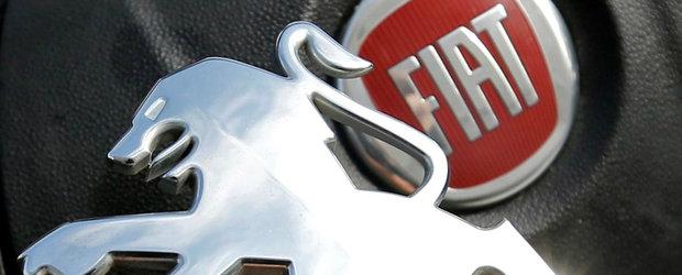 Un nou concern a luat nastere in industria auto, al patrulea ca marime. FCA si PSA au batut palma