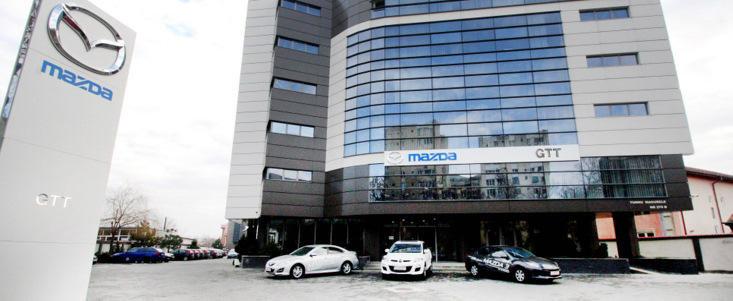 Un nou dealer Mazda in Bucuresti