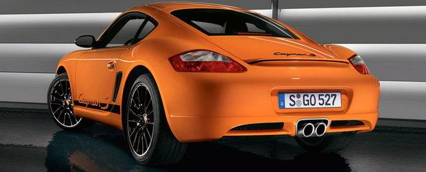 Un nou membru in familia Porsche - Cayman Clubsport