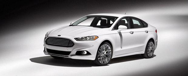 Un nou motor pe benzina pentru Ford Mondeo