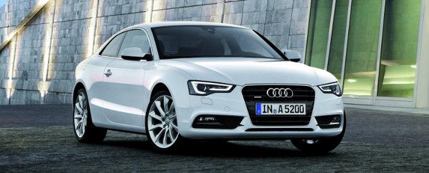 Un nou motor turbo de la Audi - 1.8 litri si 170 cai putere