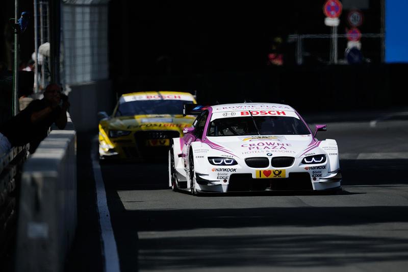 Un nou podium pentru BMW in DTM