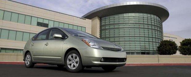 Un nou recall Toyota: Sunt vizate peste 2,7 milioane de unitati