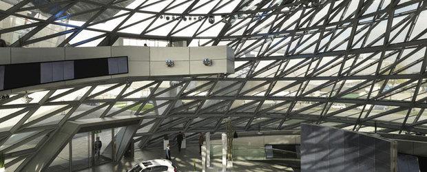 Un nou record: BMW Welt atinge numarul de zece milioane de vizitatori
