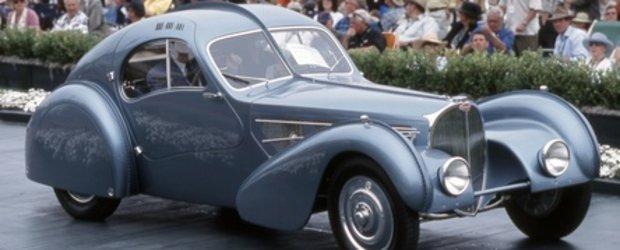 Un nou record mondial? 30 milioane+ pentru un Bugatti Type 57SC Atlantic