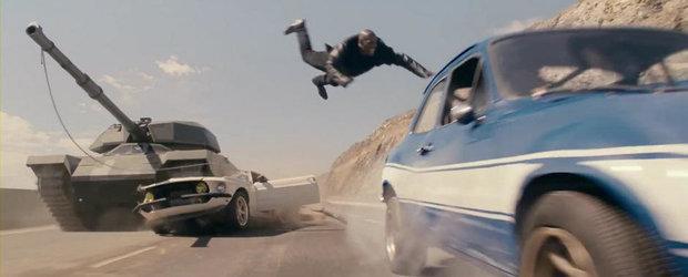 Un nou si ultim trailer pentru filmul Fast and Furious 6