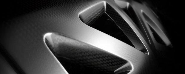 Un nou teaser cu viitorul concept Lamborghini!