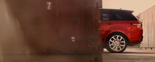 Un nou teaser video pentru viitorul Range Rover Sport