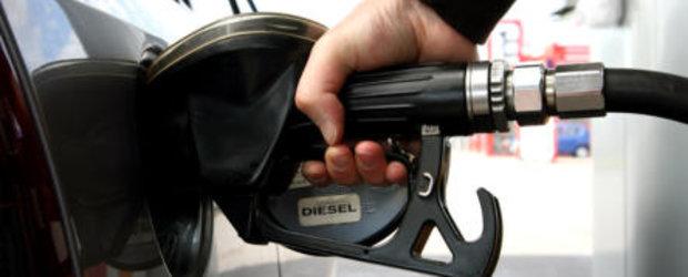 Un nou tip de carburant la pompele Rompetrol