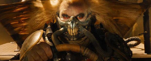 Un nou trailer exploziv pentru Mad Max: Fury Road