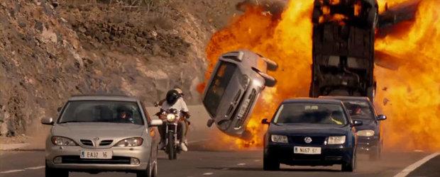 Un nou trailer oficial pentru filmul Fast and Furious 6
