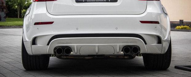 Un nou tuning pentru vechiul BMW X6 M