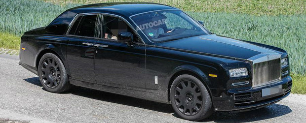 Un oficial BMW da detalii despre viitorul SUV de la Rolls-Royce. Lansarea este din ce in ce mai aproape