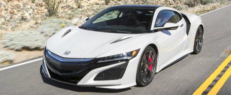 Un oficial Honda da din casa. Cand va fi lansata o versiunea Type-R a NSX-ului?