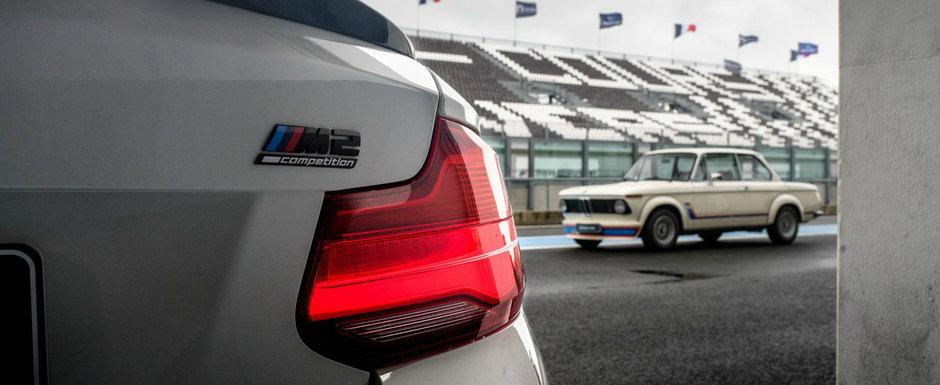Un omagiu adus legendarului 2002 Turbo. Doar 40 de persoane pot avea noua masina de la BMW