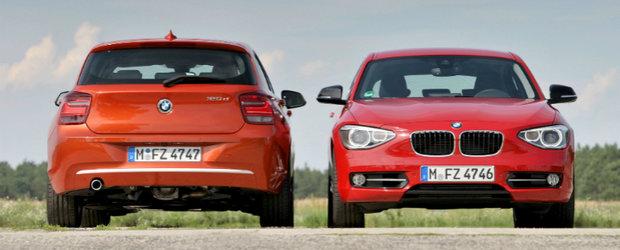 Un pas inainte sau unul inapoi? Dezbatem in detaliu noul BMW Seria 1
