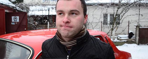 Un pasionat de masini comuniste din Satu Mare ne arata ce are in curte