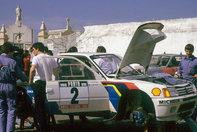 Un Peugeot 205 T16 care a castigat in raliurile de Grupa B este de vanzare