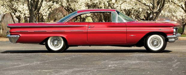 Un Pontiac restaurat cu 150.000 dolari iese la licitatie. Cum arata acum masina