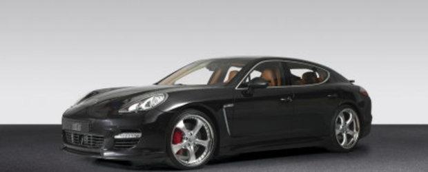Un Porsche Panamera in stilul TechArt