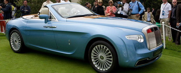 Un Rolls-Royce unic in lume care a costat $6 milioane se vinde la mai putin de jumatate de pret