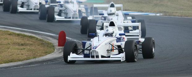 Un roman a incheiat pe podium sezonul 2012 din Formula BMW Talent Cup